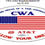 CWA/AT&T Bargaining Update#47